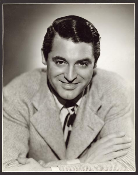 Cary Grant Original 1938 Photograph (11 X 14)