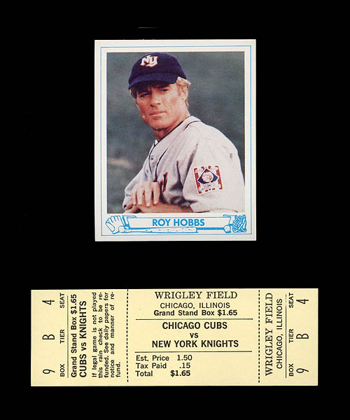 a character analysis of roy hobbs in the natural Learn vocabulary, terms, and more with flashcards, games, and other study tools bibme free bibliography & citation maker - mla, apa, a character analysis of roy hobbs in the natural chicago, harvard.