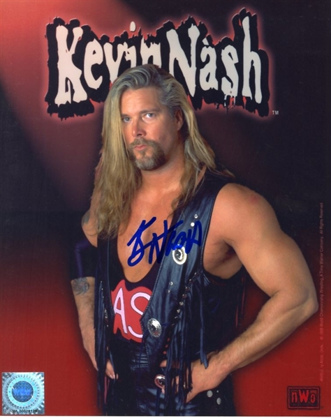 Kevin Nash (Wrestling Superstar) Signed Photograph