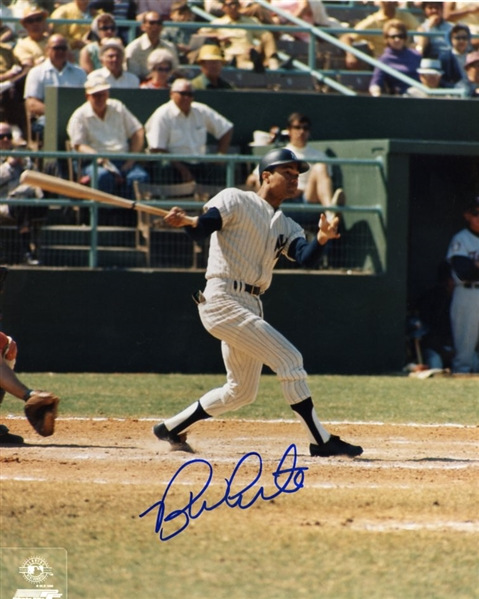 Roy White Signed Photograph