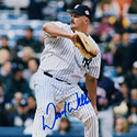 David Wells Signed Photograph
