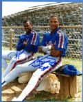 Dwight Gooden and Darryl Strawberry Signed Photograph