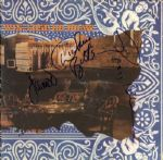 "The Allman Brothers Band Signed ""Win Lose or Draw"" Album"